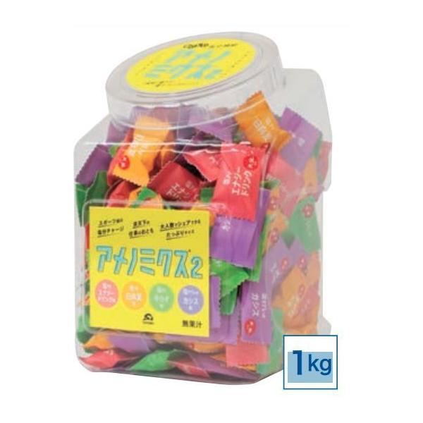アメノミクス 3種の塩飴+塩ラムネのボトルミックス 約250粒入り