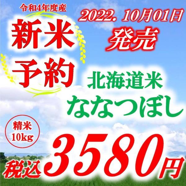 新米予約 令和3年度産 高橋さんの ななつぼし 10kg 低農薬米 食味ランク特A 北海道東旭川産
