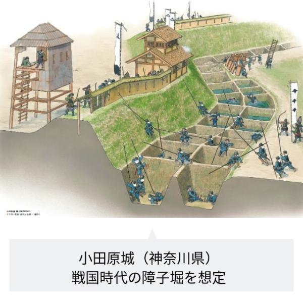 香川元太郎さん 城郭復元イラストクリアファイル shirobito 06