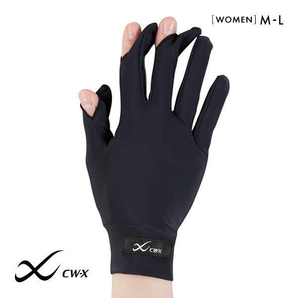 メール便(6)シーダブルエックスCW-X女性用レディースグローブ手袋スポーツHYY530ランニングゴルフ