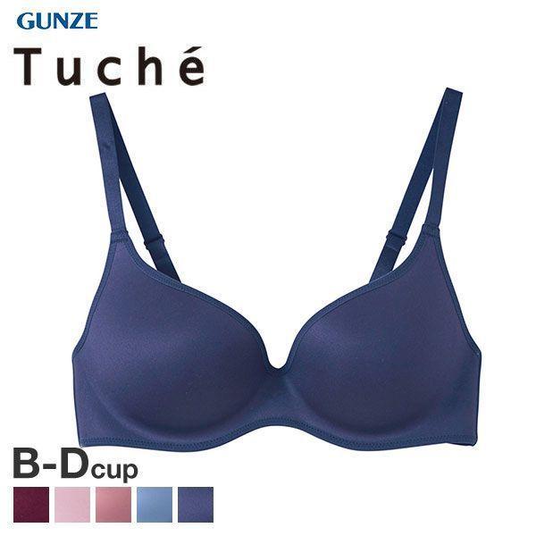 20%OFF (グンゼ)GUNZE (トゥシェ)Tuche フューチャーブラ ブラジャー ノンワイヤー ワイヤレスブラ 単品