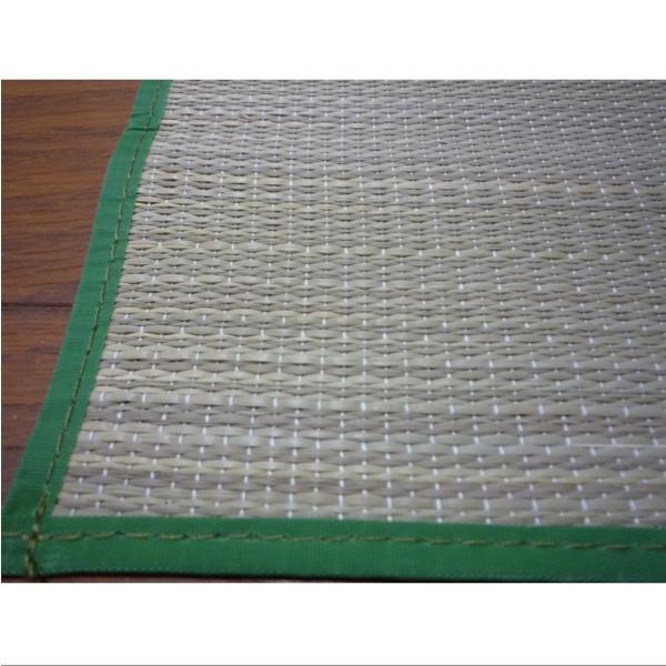 い草マット いぐさシーツ 純国産/日本製 ちょこっとござ  敷パッド約60cm×120cm shiromaru-store 02