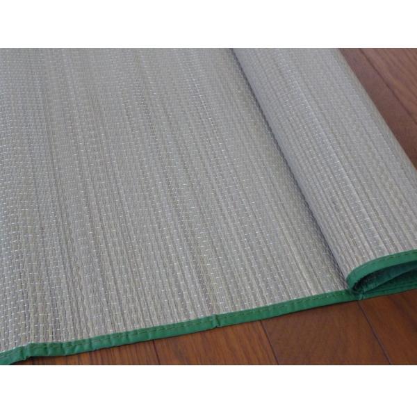 い草マット いぐさシーツ 純国産/日本製 ちょこっとござ  敷パッド約60cm×120cm shiromaru-store 04
