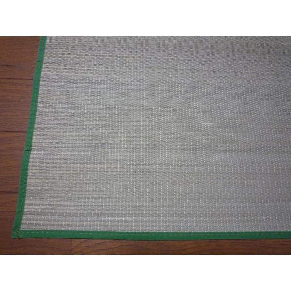 い草マット いぐさシーツ 純国産/日本製 ちょこっとござ  敷パッド約60cm×120cm shiromaru-store 05
