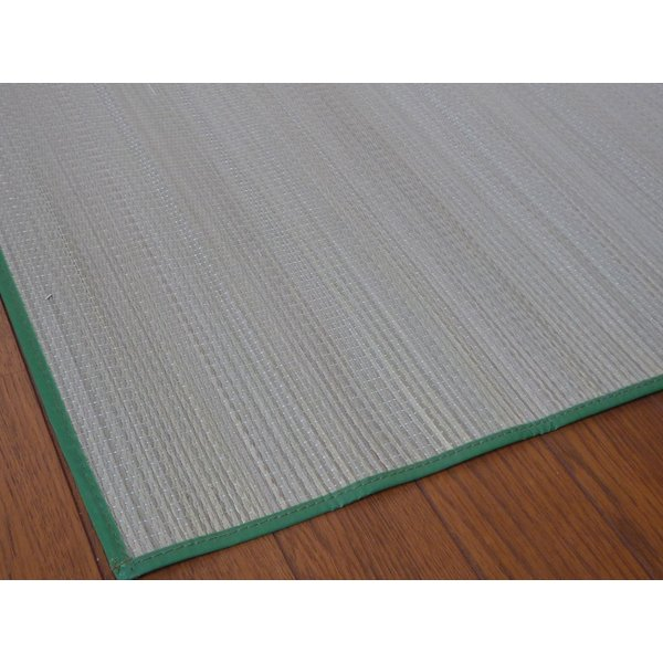 い草マット いぐさシーツ 純国産/日本製 ちょこっとござ  敷パッド約60cm×120cm shiromaru-store 06