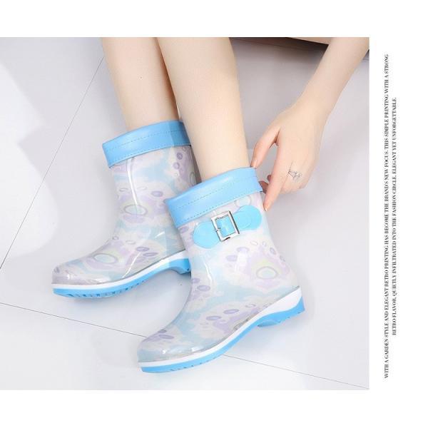 レインブーツ レディース シューズ 雨靴  ショートブーツ 春 夏 秋 冬 おしゃれ 梅雨 雨対策   通勤 通学 裏ボア アウトドア