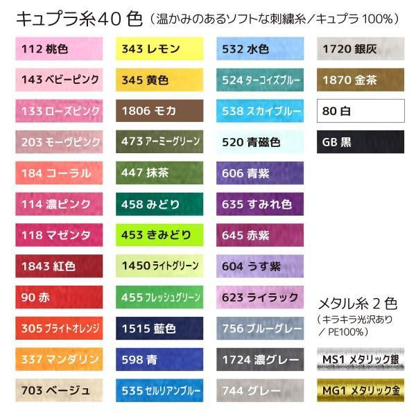 ネーム刺繍ワッペン オリジナル S・M/2行タイプ オーダー アイロン 刺しゅう・名入れ・お名前|shishuatelier|03