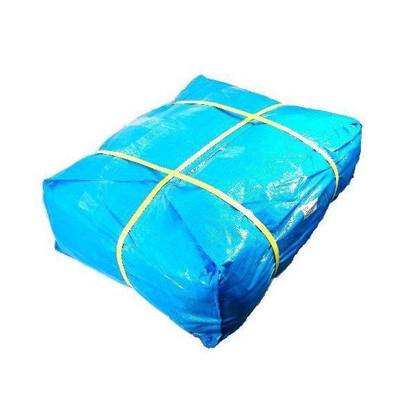 法人様宛限定 ブルーシート#3000 (輸入品) 厚手 7.2m×9m 3枚(1梱包) (CS) 敷物 災害 台風 防災 養生 対策 海水浴 キャンプ 運動会