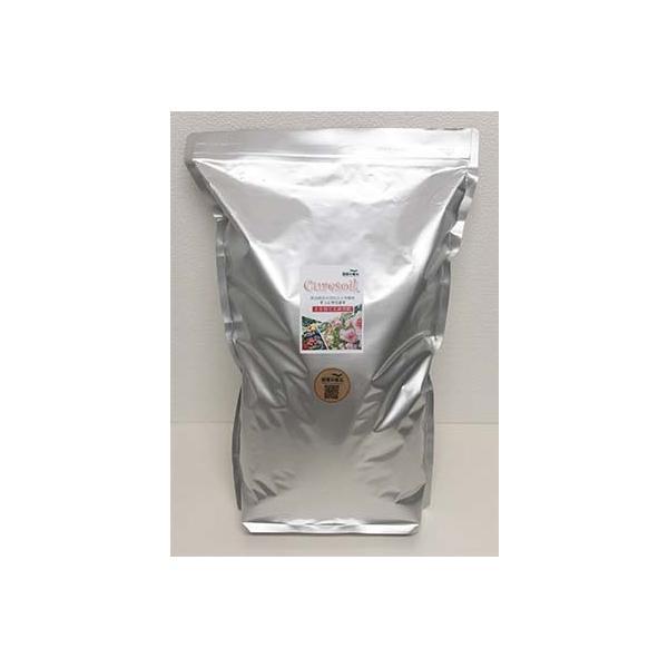 天然の微生物式土壌改良資材 「自然の恵み キュアソイル」 8L|shizen-megumi