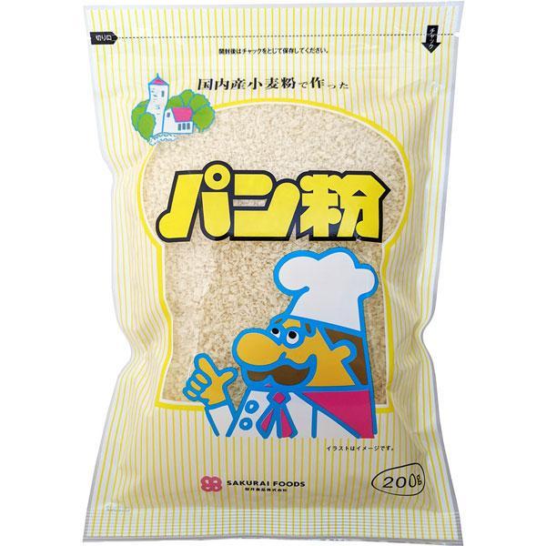 パン粉(200g) 桜井食品