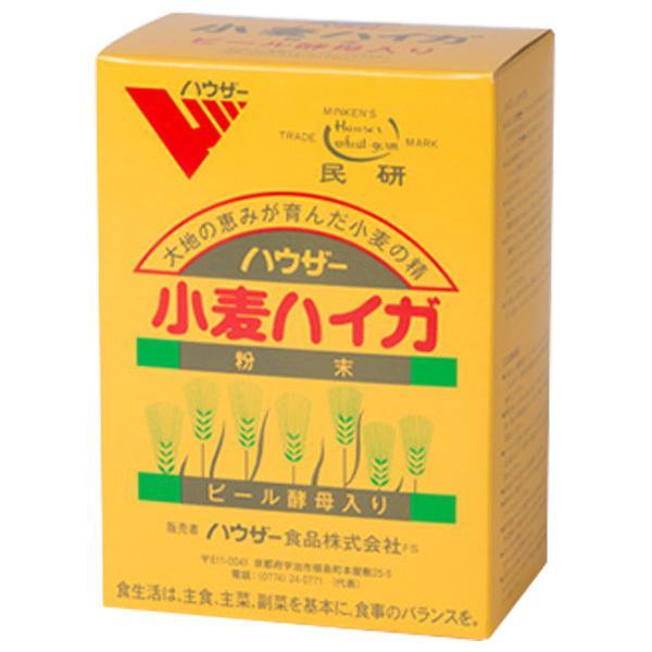 小麦ハイガ(粉末)酵母入小麦胚芽(600g(20g×30袋)) ハウザー食品