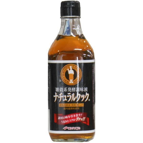 雑穀系発酵調味液 ナチュラルクック(525g) ベストアメニティ
