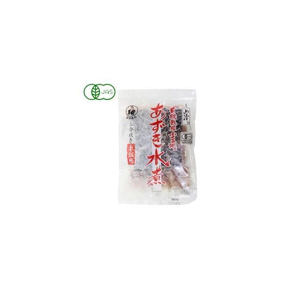 有機あずき水煮(200g) 山清