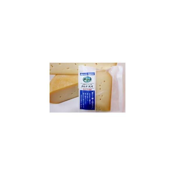 和製エメンタール カムイ・スイ120g 【沖縄・離島は注文は受け付けておりません】【産直品の為、同梱・代引き不可】【北海道 チーズ/ほっかいどう/cheese】