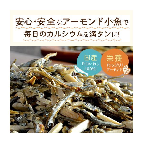 ナッツ アーモンドフィッシュ 送料無料 4種類から1種選べる アーモンド小魚 小魚アーモンド お菓子 おつまみ 訳あり ポイント消化 100品|shizennoyakata|16