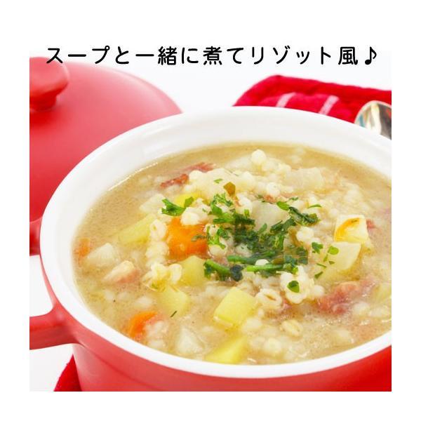 グルメ 米 ダイエット食品 もち麦  館のもち麦 1kg (500g×2) 大麦 βグルカン 送料無料 訳あり ポイント消化|shizennoyakata|09