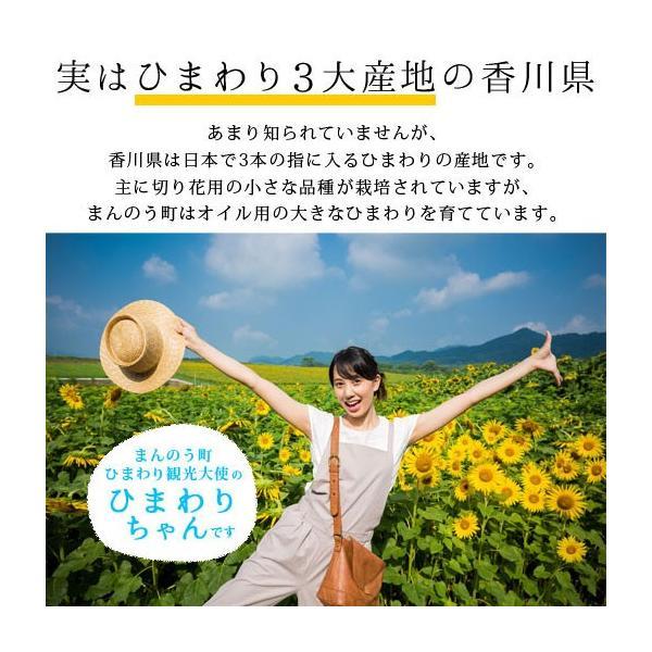 新発売記念価格 まんのうひまわりオイル 90g×2本セット ギフト 低温圧搾 送料無料 shizennoyakata 04