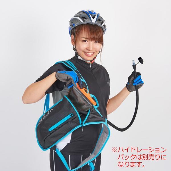 ランニングリュック 登山 給水バック ハイドレーション対応 自転車 男女兼用 アウトドア 超軽量 ウォーキング ハイキング サイクリングリュック|shizenshop|08