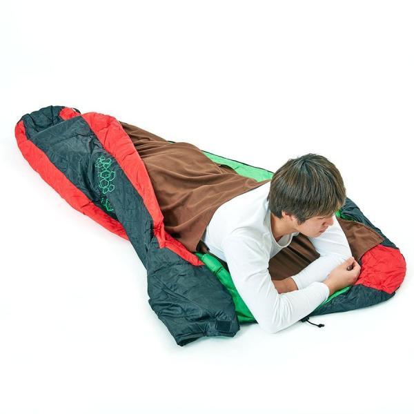 寝袋 シーツ インナーシュラフ 封筒型 超軽量 コットン インナー トラベルシーツ 洗濯可能 携帯バッグ付き スパルタックス|shizenshop|13