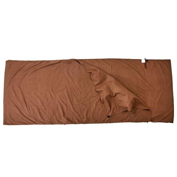寝袋 シーツ インナーシュラフ 封筒型 超軽量 コットン インナー トラベルシーツ 洗濯可能 携帯バッグ付き スパルタックス|shizenshop|07
