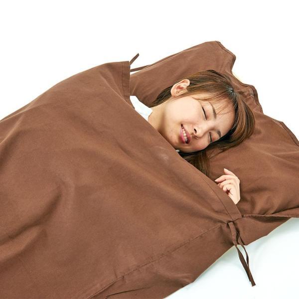 寝袋 シーツ インナーシュラフ 封筒型 超軽量 コットン インナー トラベルシーツ 洗濯可能 携帯バッグ付き スパルタックス|shizenshop|08