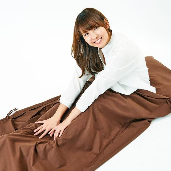 寝袋 シーツ インナーシュラフ 封筒型 超軽量 コットン インナー トラベルシーツ 洗濯可能 携帯バッグ付き スパルタックス|shizenshop|10