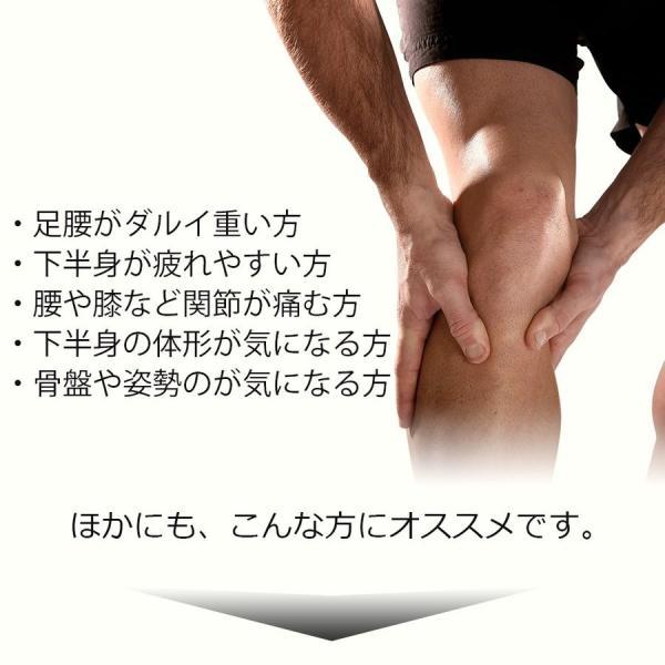 加圧パンツ 加圧ロングスパッツ 機能性インナー メンズ ロングタイツ ももひき 腰痛サポート 加圧下着 足痩せ 防寒 スポーツ用インナー スパルタックス|shizenshop|18