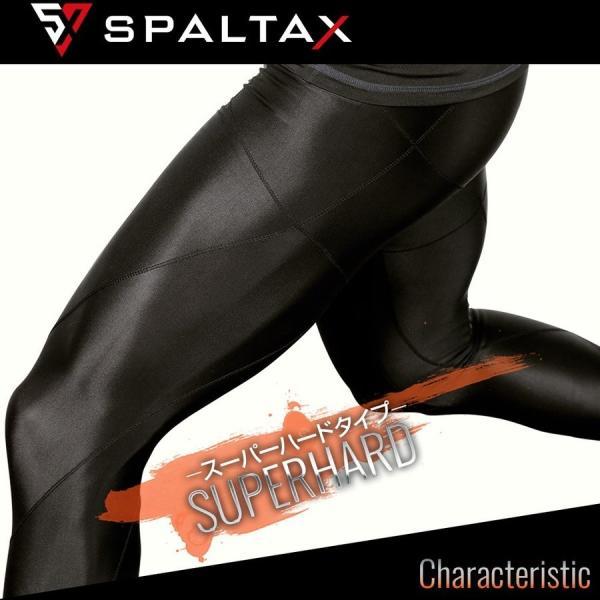 加圧パンツ 加圧ロングスパッツ 機能性インナー メンズ ロングタイツ ももひき 腰痛サポート 加圧下着 足痩せ 防寒 スポーツ用インナー スパルタックス|shizenshop|05