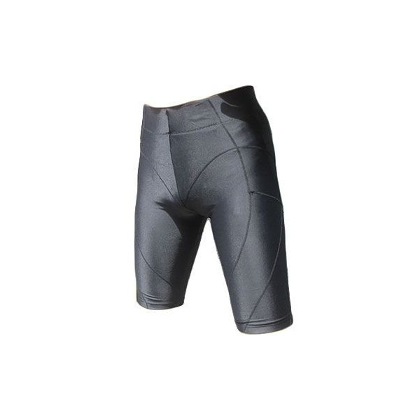 パンツ 加圧スパッツ メンズ 加圧下着 加圧パンツ トレーニングパンツ ハーフパンツ スパルタックス3枚セット|shizenshop|02