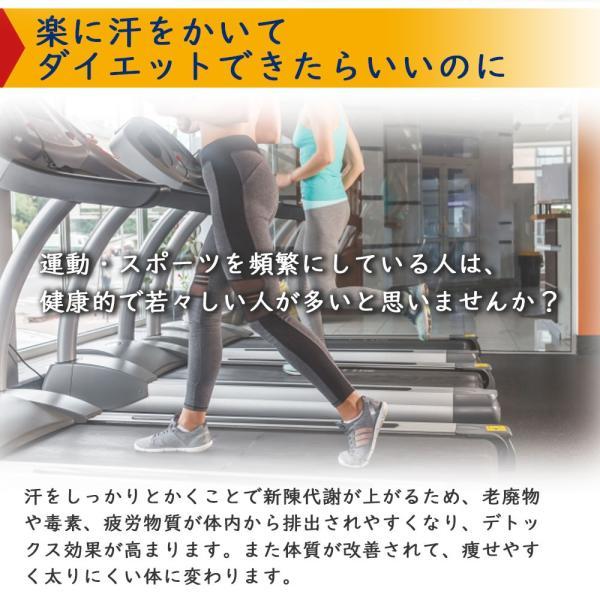 サウナスーツ 発汗 減量 ダイエット メンズ レディース フィットネス パーカー 上下セット ダイエット|shizenshop|02