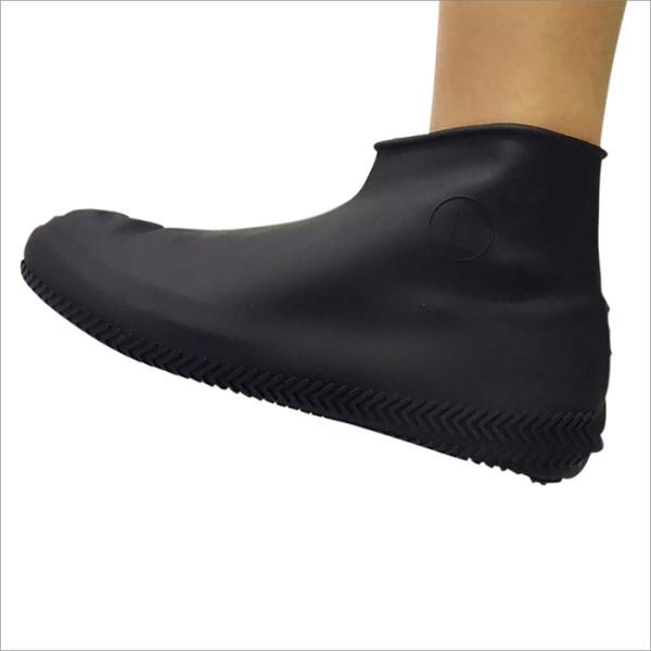 レインシューズカバー レディース メンズ シューズカバー 防水 シリコン  靴用 台風 雨 おしゃれ shizenshop 11