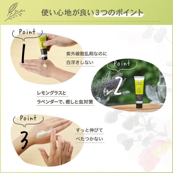 日焼け止めクリーム ノンケミカル 顔 全身 用 紫外線吸収剤不使用 オーガニック原料 母の日 ギフト プレゼント shizenshop 11