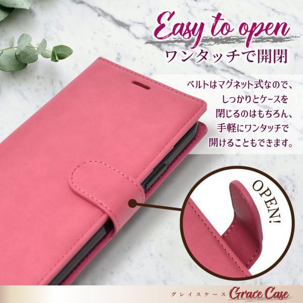 HUAWEI nova lite 3 専用 手帳型 シンプル ケース カバー ビンテージ ストラップ付 カード収納 ファーウェイ novalite 3 ノバライト3 nove lite3 保護 全3色|shizukawill|07