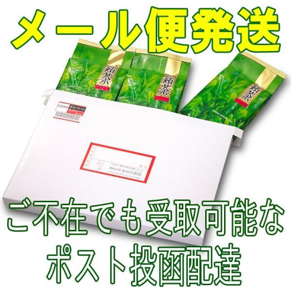 深むし茶80g×2袋&普通煎茶 中級80g×1袋 静岡茶 送料無料 お試し ポッキリ shizuoka-cha 02