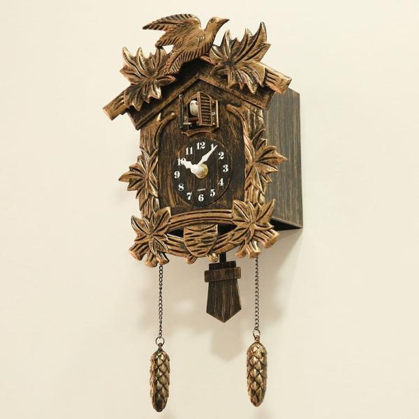 鳩時計 カッコークロック 壁掛け時計 インテリア リズム時計|sho-bai|02