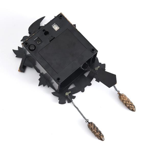 鳩時計 カッコークロック 壁掛け時計 インテリア リズム時計|sho-bai|05