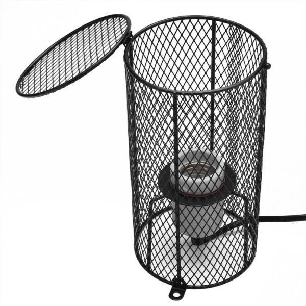 爬虫類 両生類 セラミックヒーター カバー付き 温度管理|sho-bai|03