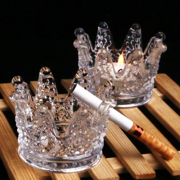 灰皿 アンティーク ヴィンテージ レトロ ティアラ お洒落 タバコ|sho-bai