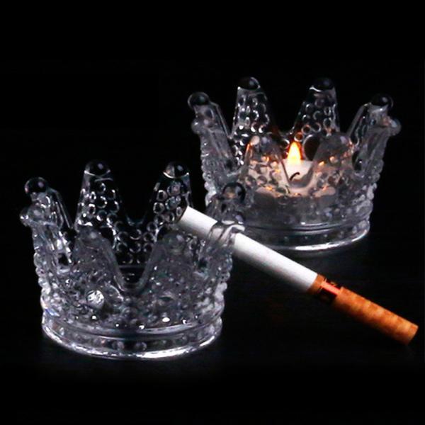 灰皿 アンティーク ヴィンテージ レトロ ティアラ お洒落 タバコ|sho-bai|04