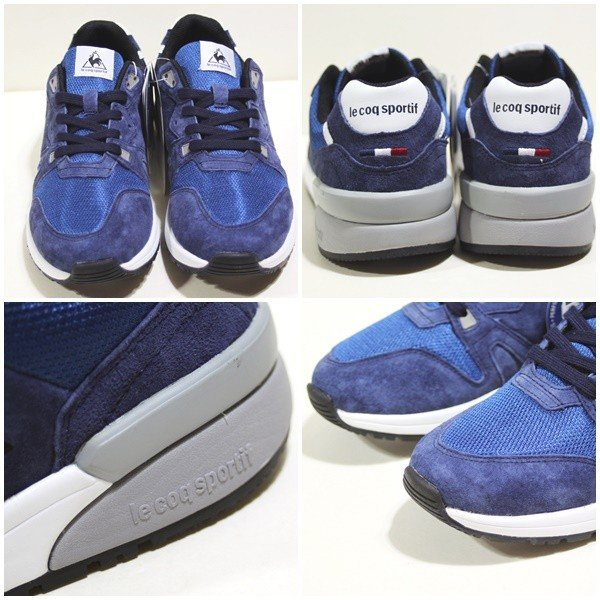 ルコック スポルティフ ブローニュ 靴 メンズ QL1NJC04-610 shobido 02