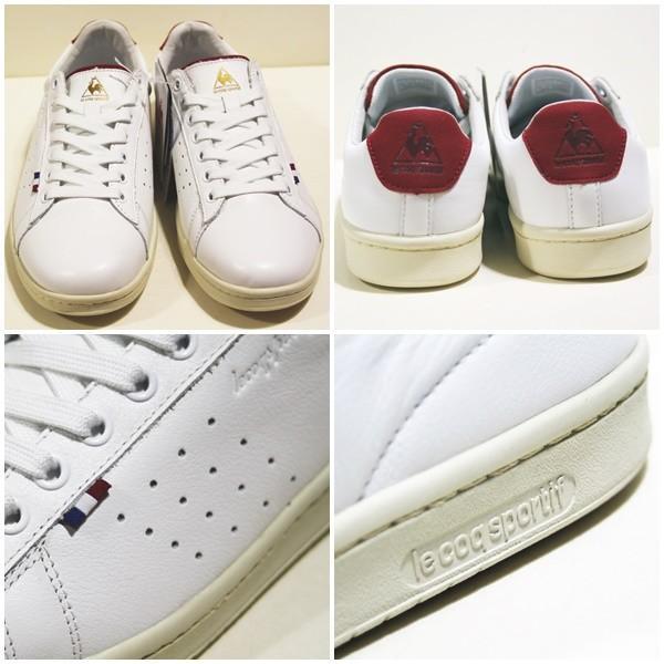 ルコック スポルティフ ローラン LEII 靴 メンズ QL1NJC06-904 shobido 02