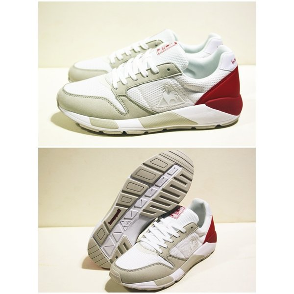 ↓ルコック スポルティフ オメガ IX 靴 メンズ QL1NJC00-904|shobido|02