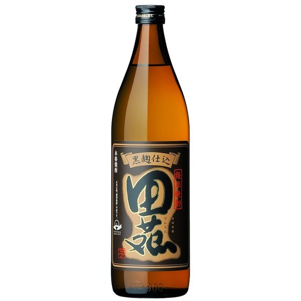 田苑酒造 田苑 芋黒麹仕込み 25度 900ml 芋焼酎|shochuya