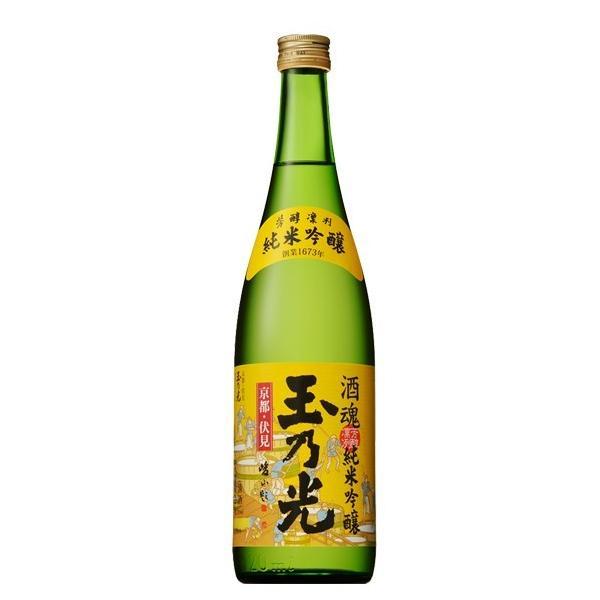 玉乃光酒造 玉乃光 純米吟醸 酒魂 720ml 清酒|shochuya