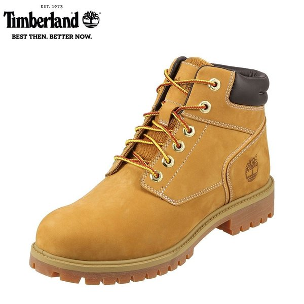 ティンバーランド timberland timb a1phd メンズ チャッカブーツ 本革