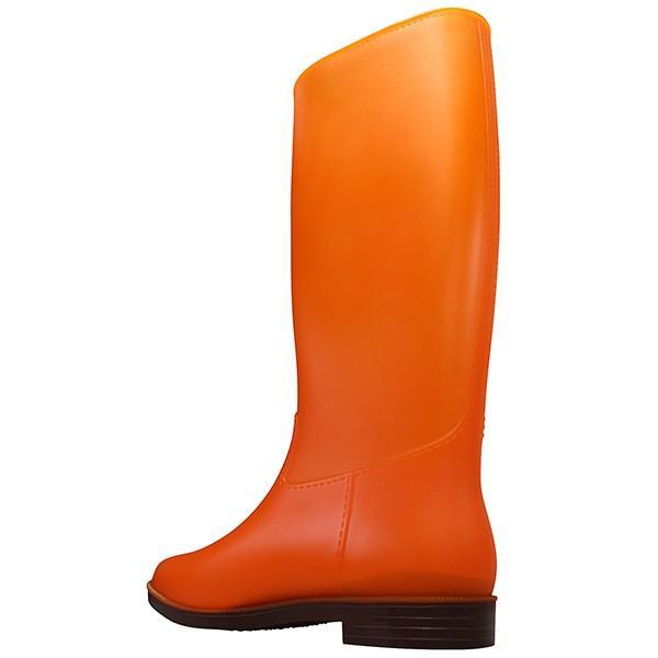 アキレス アマネ 135 オレンジ レディース レインブーツ 長靴 雨靴 ブーツ シューズ 靴 AIB1350 Achilles