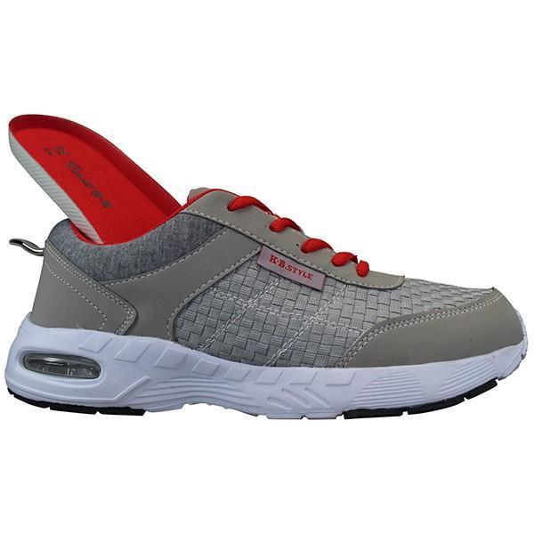 KB.STYLE 2005 グレー 3E相当 靴 メンズスニーカー シューズ 幅広 ヒモ靴 軽量 お買い得|shoeparkkaminari|02