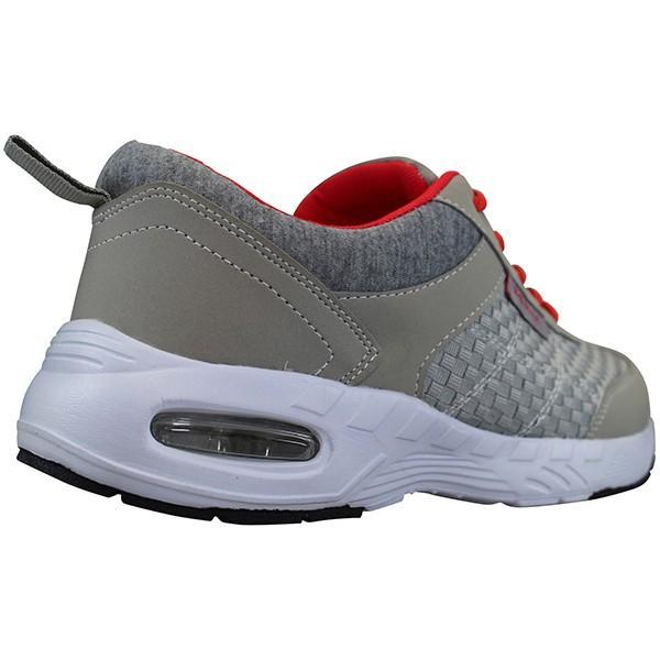 KB.STYLE 2005 グレー 3E相当 靴 メンズスニーカー シューズ 幅広 ヒモ靴 軽量 お買い得|shoeparkkaminari|04