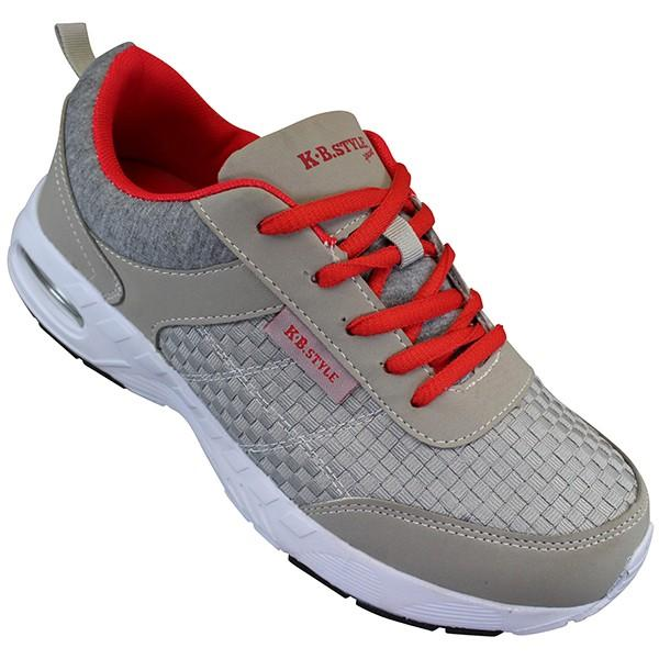 KB.STYLE 2005 グレー 3E相当 靴 メンズスニーカー シューズ 幅広 ヒモ靴 軽量 お買い得|shoeparkkaminari|05
