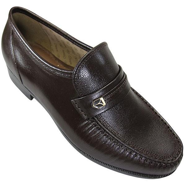 お多福 GR110 ブラウン 濃茶 4E メンズ 磁気シューズ ビジネスシューズ 紳士靴 OTAFUKU shoeparkkaminari 05